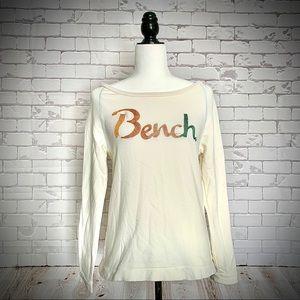 4 for $20 🖤 BENCH Multi-colour Wide Neck Pullover